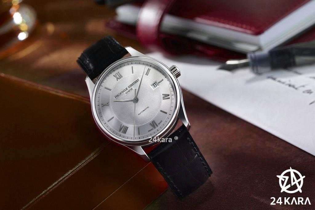 Thành công của đồng hồ Frederique Constant