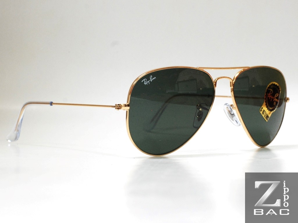 Kính Ray-ban Aviator MS K.1 - RB3025 L2823 G-15 - 58mm