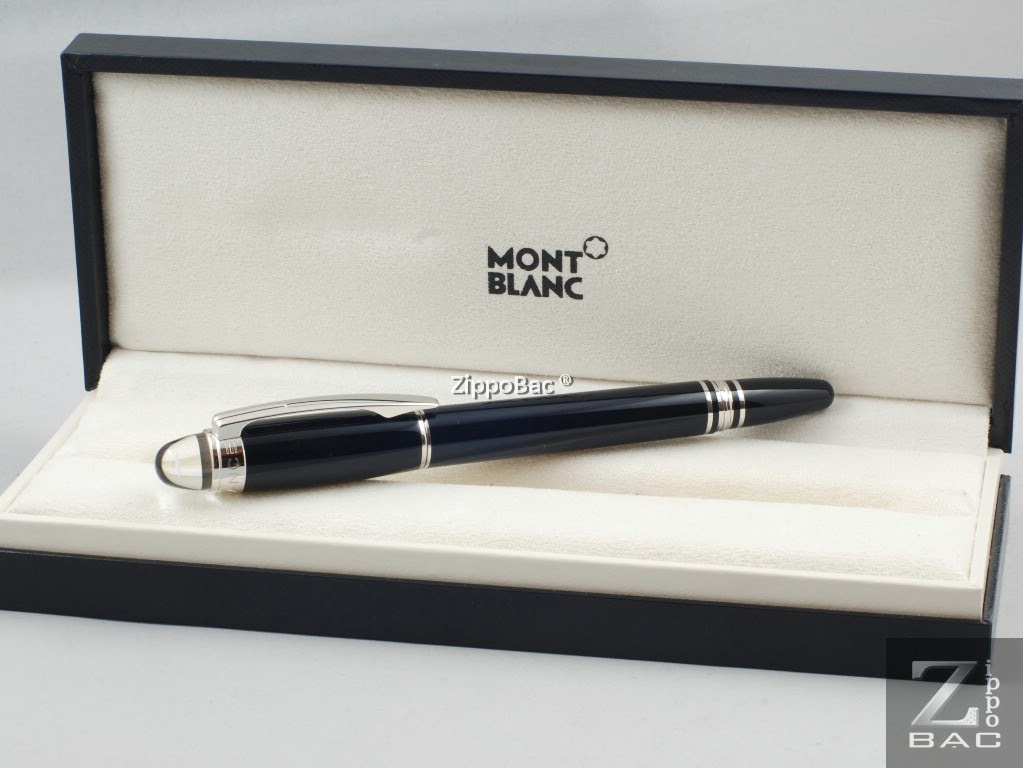 MS B.44 - Montblanc Starwalker bi nước, Platinum - new in box