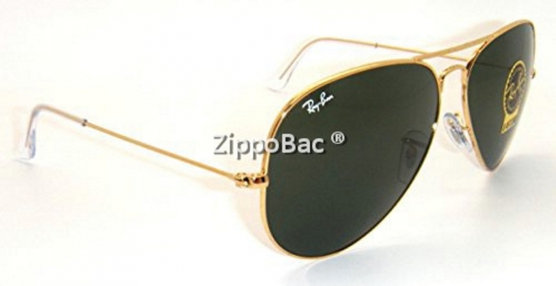 AVIATOR LARGE METAL II RB3026 | L2846