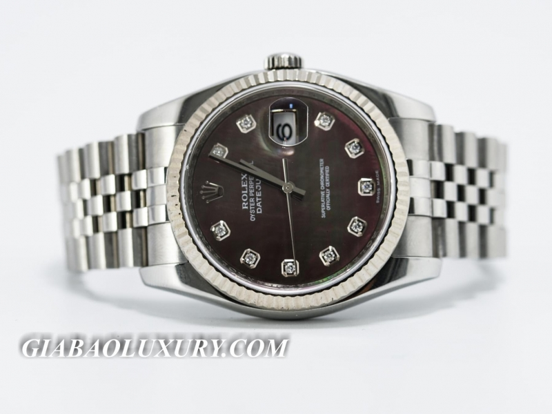 ĐỒNG HỒ ROLEX OYSTER PERPETUAL DATEJUST 116234 LIKENEW (lướt)